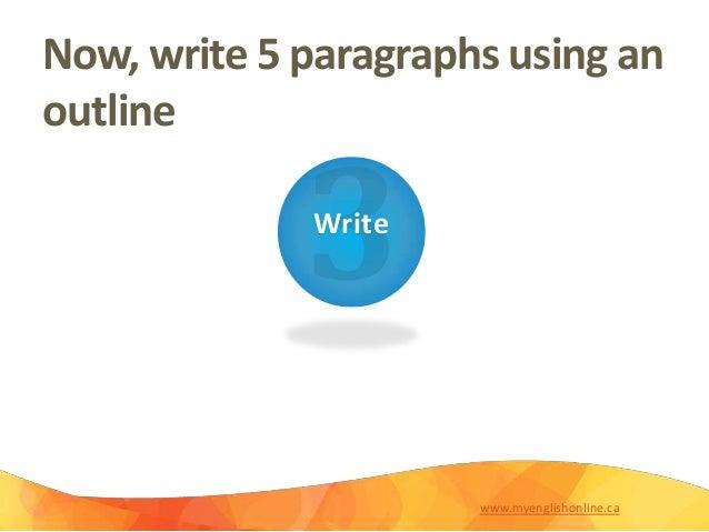 Describe an event essay