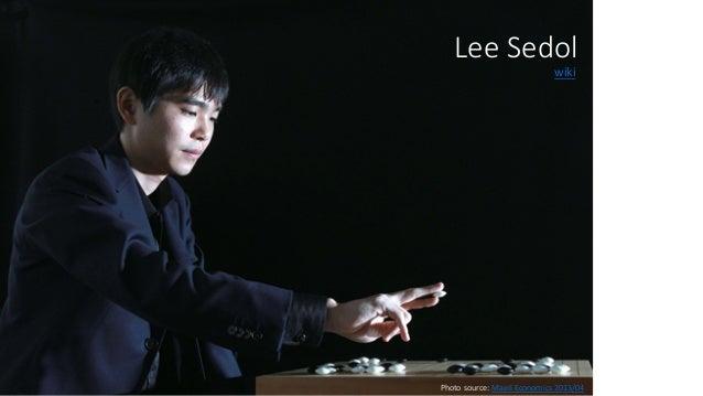 Lee  Sedol Photo  source: Maeil  Economics 2013/04 wiki