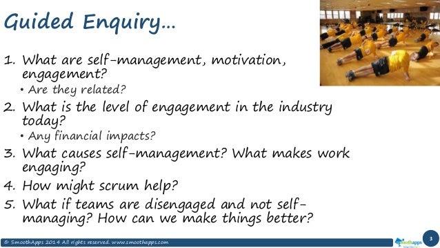 Self Managing Scrum Teams: 4 Building Blocks & An Evidence Based Approach Slide 3