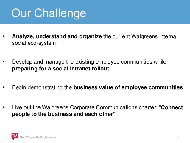 Walgreens employee dating policy