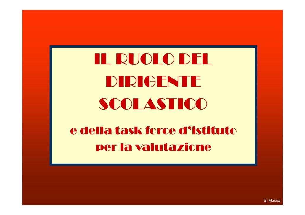 Rappresentazione grafica             di Massimo PerottiFonte: Scheerens J., Mosca S., Bolletta R. (a cura di), Valutare pe...