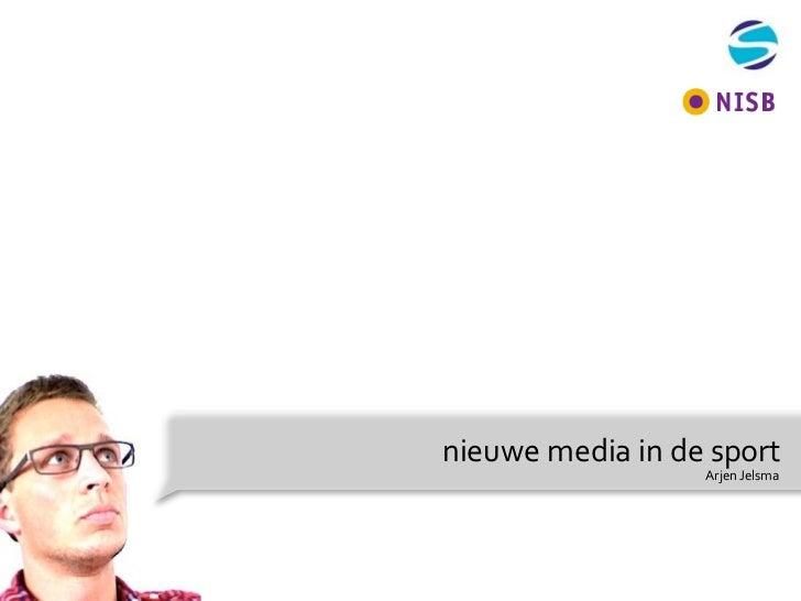 nieuwemediaindesport                  ArjenJelsma
