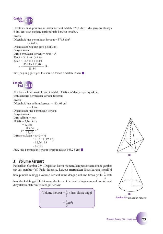 Contoh Soal Matematika Bangun Ruang Smp Kelas 8 5 Contoh Soal Matematika Smp Kelas 9 Tentang