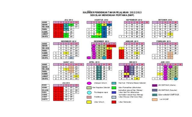 JULI 2012 AGUSTUS 2012 SEPTEMBER 2012AHAD 1 8 15 22 29 5 12 19 26 2 9 16 23 30 7 14 21 28SENIN 2 9 16 23 30 6 13 20 27 3 1...