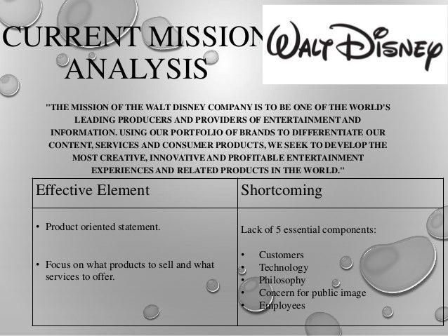 disney strategic management