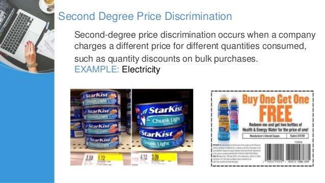 Discrimination sm