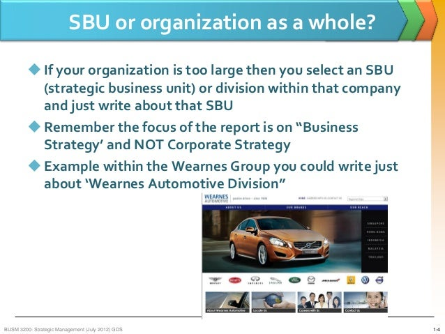 sbu analysis of samsung The bcg matrix analysis marketing essay it is a two dimensional analysis on management of sbu's (strategic business units.