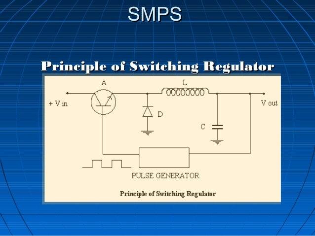 SMPSPrinciple of Switching Regulator