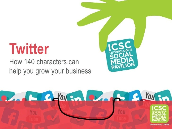 TwitterHow 140 characters canhelp you grow your business