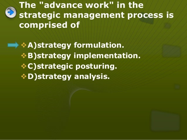 strategic management quiz 1 A web-based deck of strategic management quiz 1 flash cards.