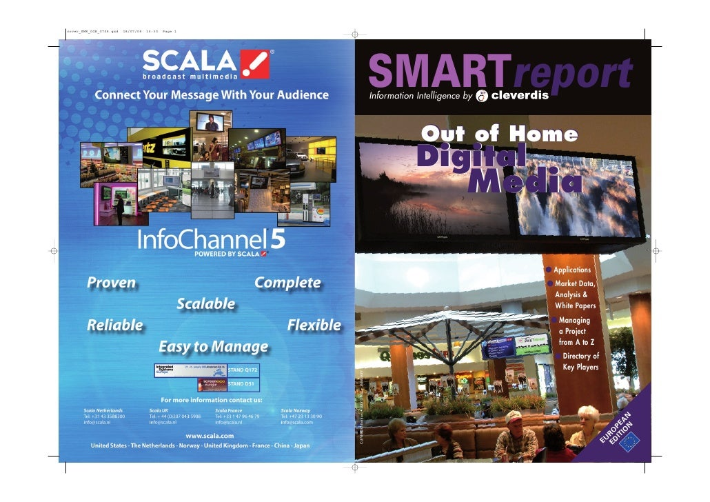SMARTreport                                                Information Intelligence by                                    ...