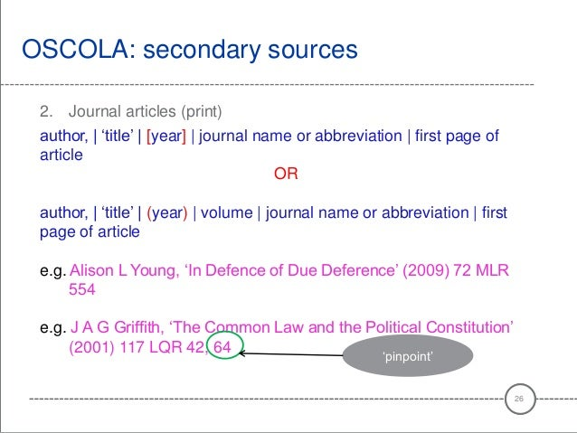 sources cited page