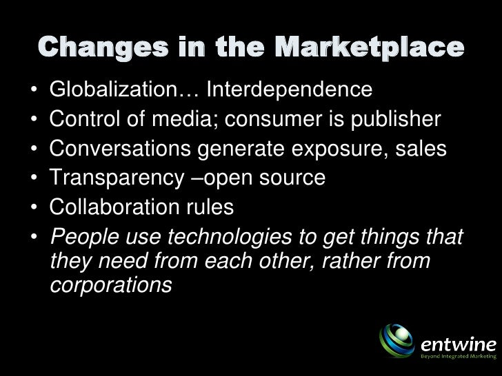 Social Media Revolution 2010 - Synergy Session #1 Slide 2