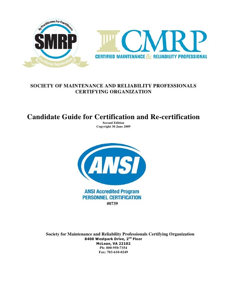 WHY & HOW I passed the CMRP exam? - LinkedIn