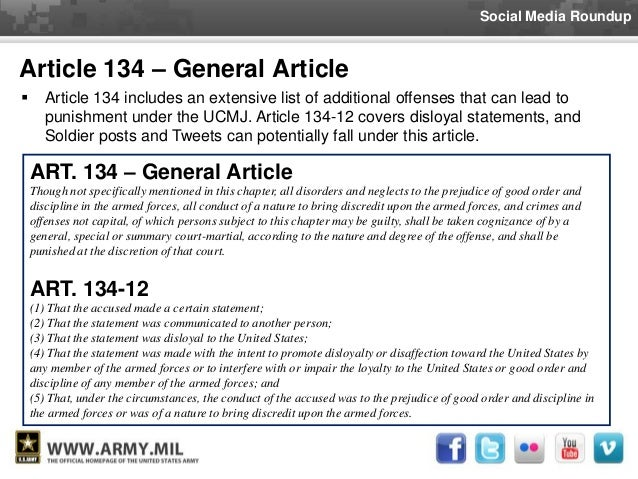 uniform code of military justice and The uniform code of military justice (ucmj, 64 united states statutes at large 109, 10 usc chapter 47), is the foundation of military law in the united states it was established by the united states congress in accordance with the authority given by the united states constitution in article.