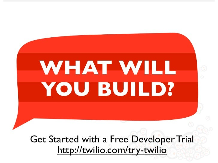 Twilio SMS - API for Sending & Receiving SMS Messages