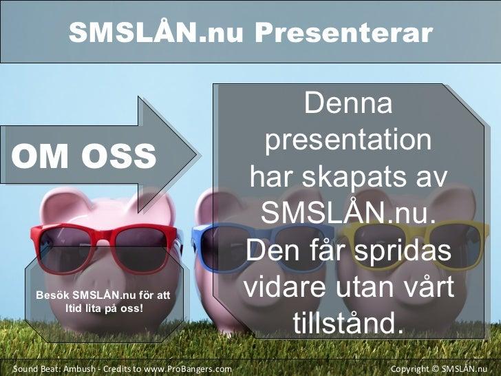 swedish sms loan