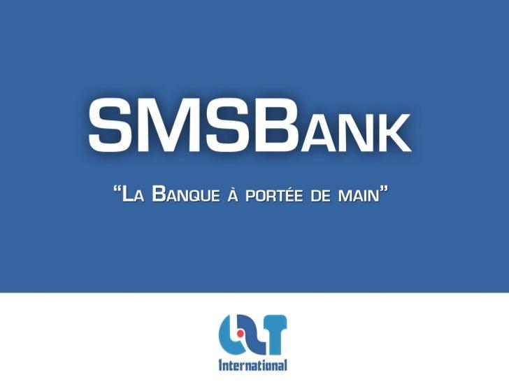 Prés entation A lécoute des professionnels du secteur bancaire, L2T a développé  à leur intention une solution à valeur a...