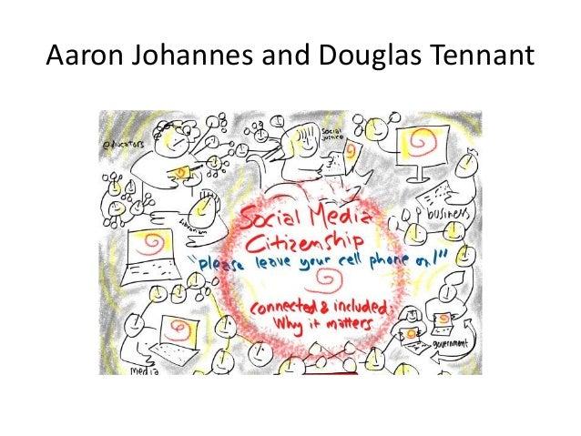 Aaron Johannes and Douglas Tennant