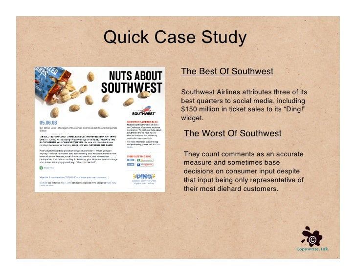 mcgraw hill southwest case study Blue nile case - mcgraw-hill  conclusion southwest is a great case study of how to get employee buy in, to a growth developing business 5he key to the success of .