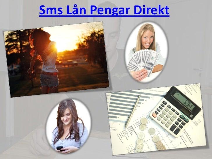 sms lån direkt