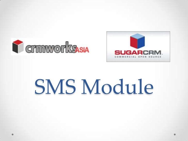 SMS Module