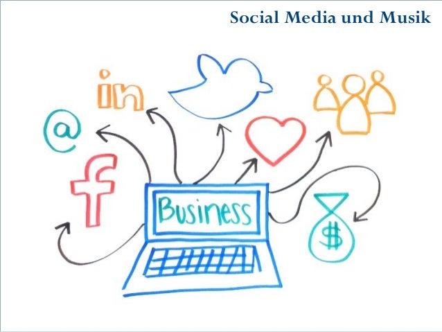 Social Media und Musik