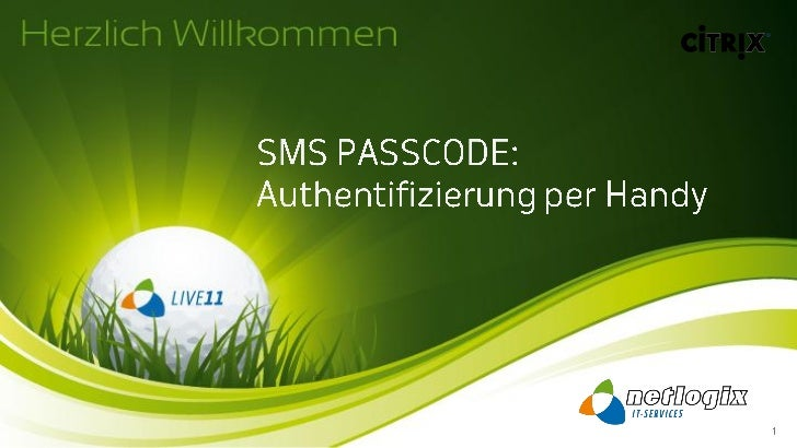 SECURITY MADE SIMPLE                         Die	  weltweit	  führende	  Authentifizierungs-­‐Technologie	                ...