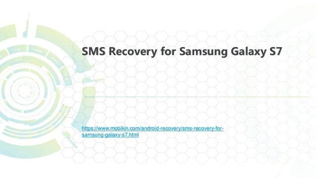 Sms Recovery For Samsung Galaxy S60 Extraordinary Samsung Galaxy S7 Forgot Pattern