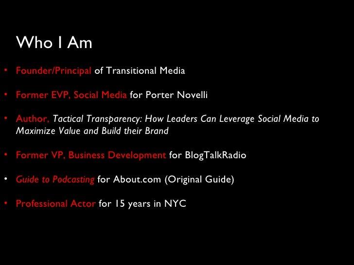 Emerging Media in the Non-Profit Arena Slide 2