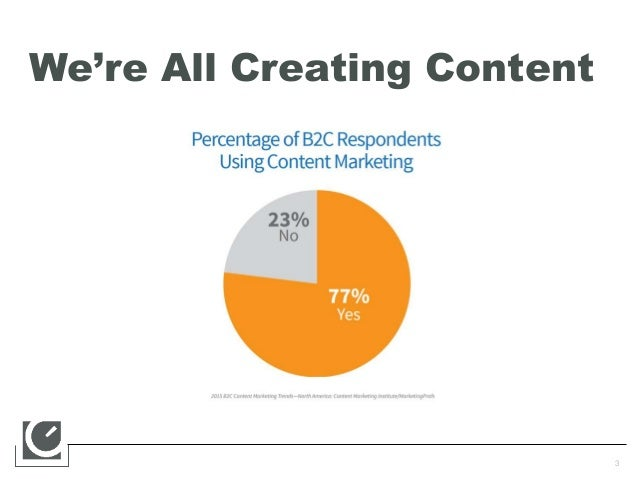 How to Take Your Content Marketing Efforts from Infancy to Maturity Slide 3