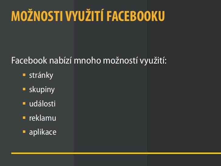 Soutěže na Facebooku a jak je (ne)dělat Slide 3