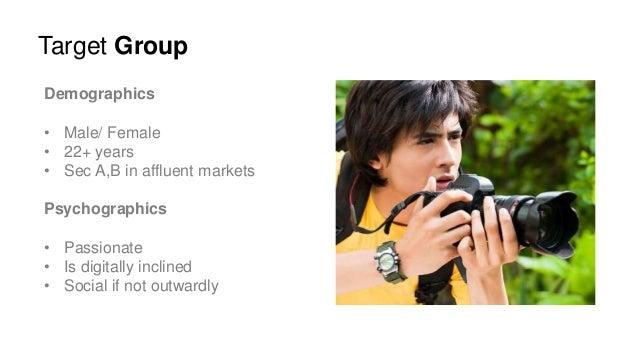 Sample Social Media Strategy - Canon India