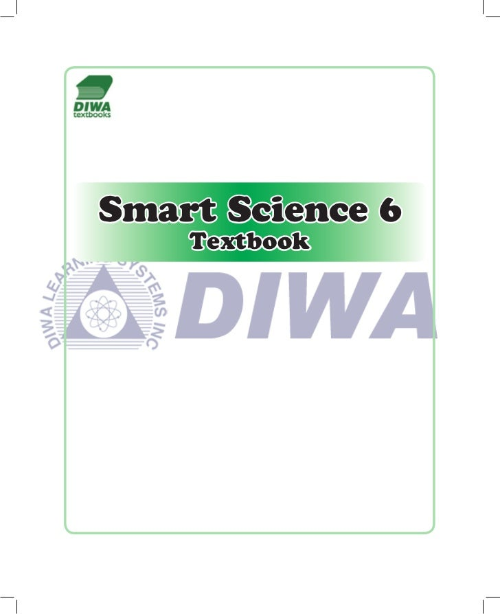 Smart Science 6    Textbook
