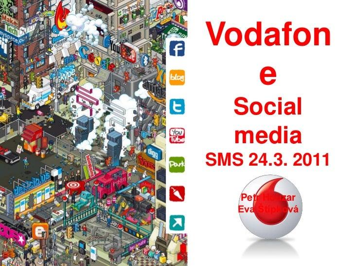 Vodafone Social Media