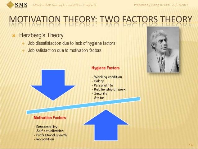 Need theory