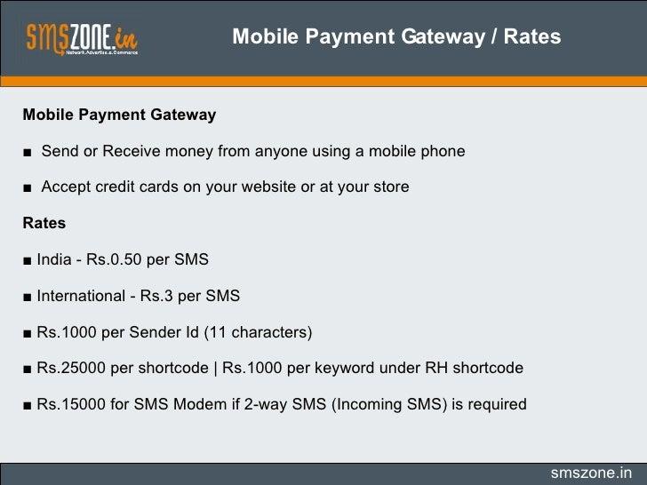 SMSZone-Worldwide Bulk/Tollfree SMS Gateway Providers