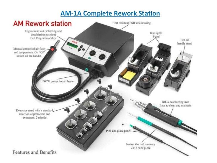 AM-1A Complete Rework Station