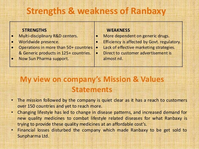 thesis on ranbaxy Essays - largest database of quality sample essays and research papers on ranbaxy and eli lilly joint venture.