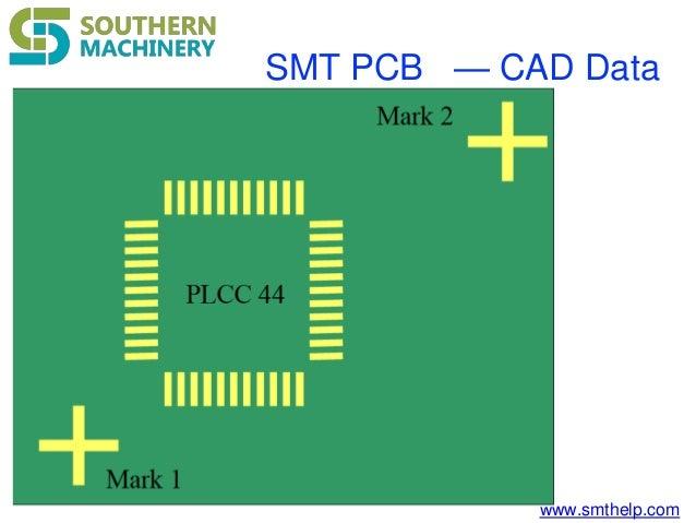 www.smthelp.com SMT PCB — CAD Data