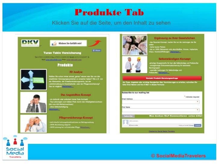 Produkte TabKlicken Sie auf die Seite, um den Inhalt zu sehen