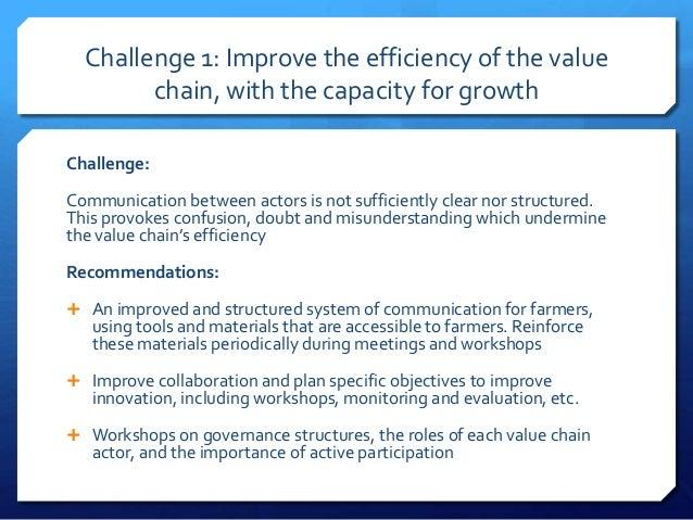 challenge business plan dauphine potatoes