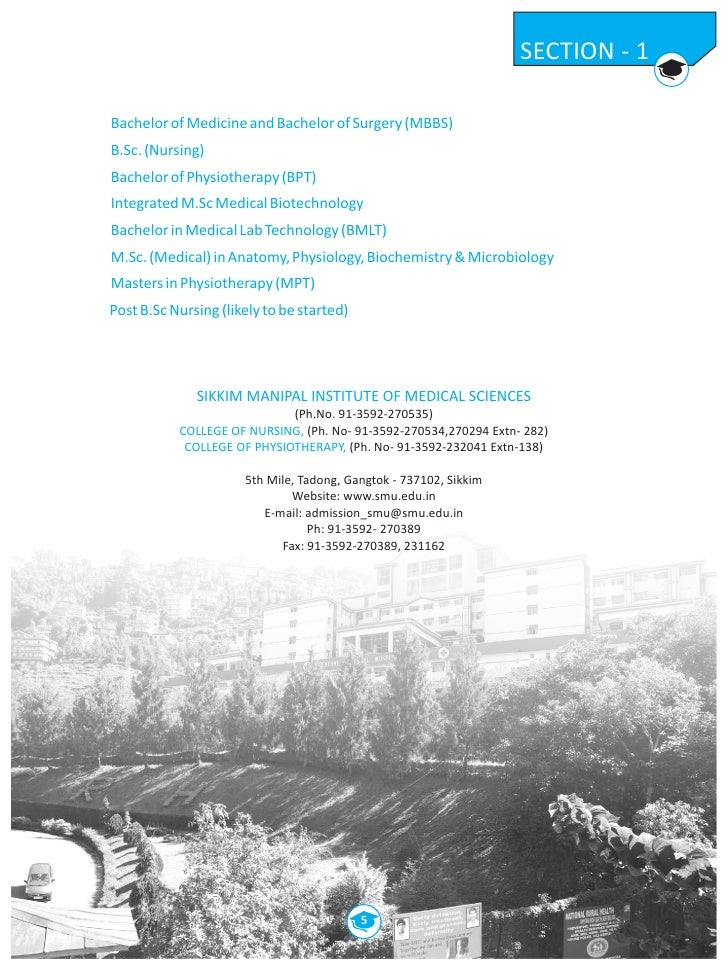 manipal university msc nursing thesis Thesis title/practicum effect of nursing therapeutic millieu on self an evaluation of an accelerated nursing program at the university of prince edward.
