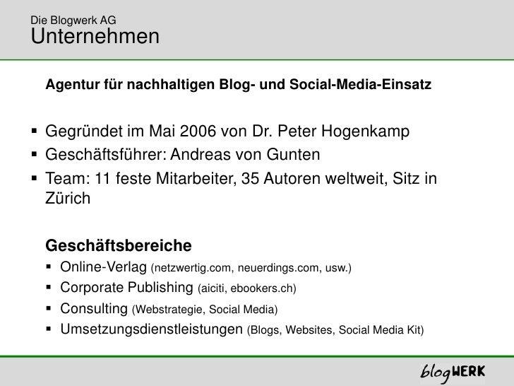 Im Zentrum: Ihre Website im Social-Media-Zeitalter Slide 2