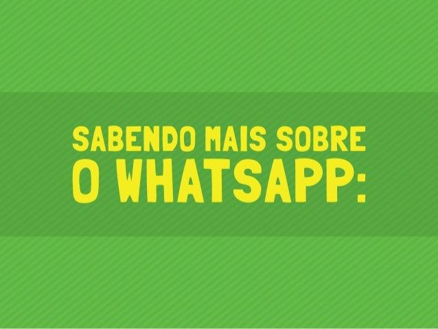 Whatsapp e Snapchat: como utilizar os aplicativos de mensagens na estratégia de marca Slide 3