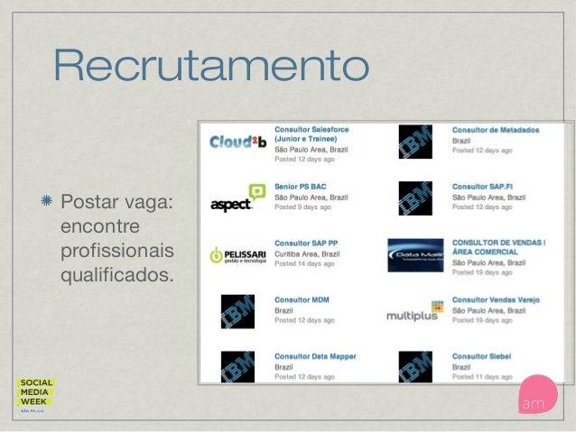 Recrutamento Postar vaga: encontre profissionais qualificados.