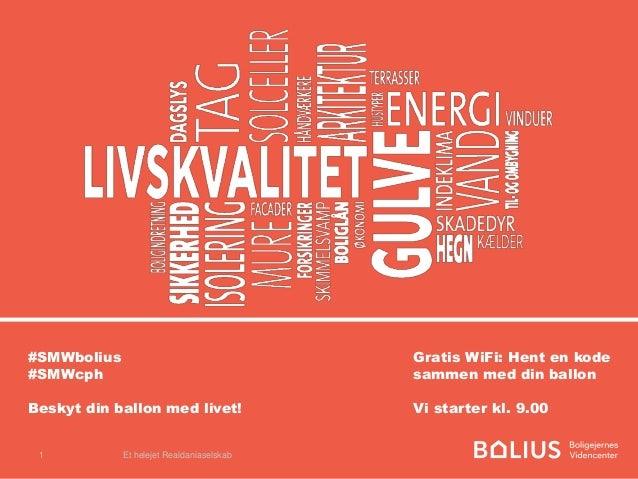 hej  #SMWbolius #SMWcph  Gratis WiFi: Hent en kode sammen med din ballon  Beskyt din ballon med livet!  Vi starter kl. 9.0...