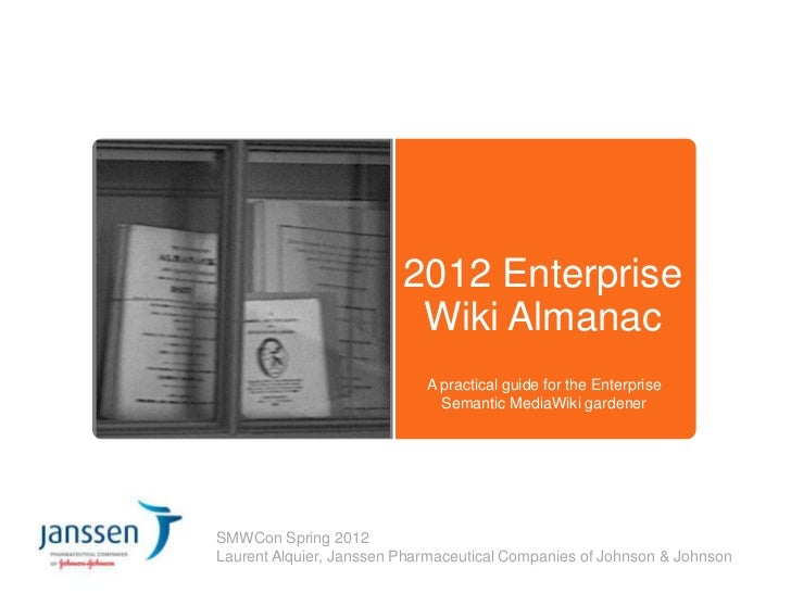 2012 Enterprise                          Wiki Almanac                            A practical guide for the Enterprise     ...