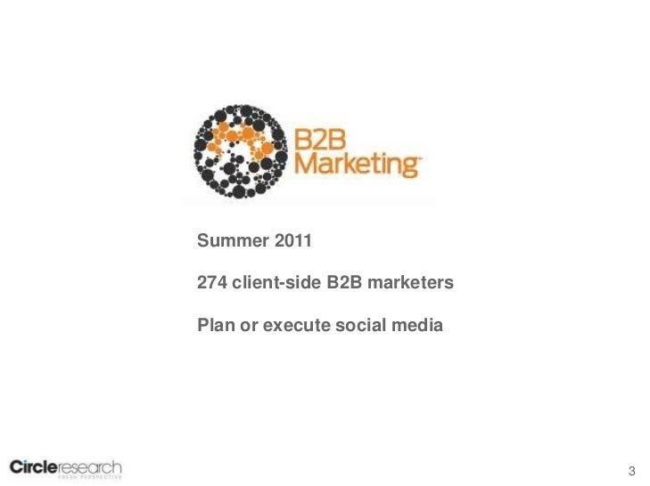 b2b social media marketing pdf