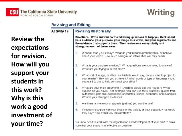 how does academic writing and critical thinking work together Home teaching guides teaching co300 writing arguments critical thinking and  most of the work we do on fallacies emerges  taken together, critical thinking,.
